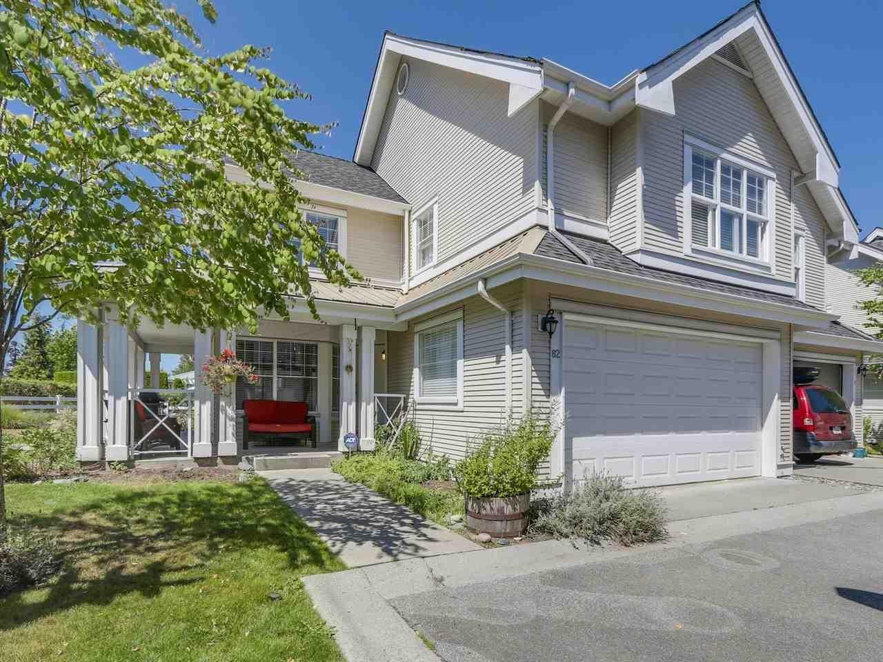 R2107300 - 82 17097 64 AVENUE, Cloverdale BC, Surrey, BC - Townhouse