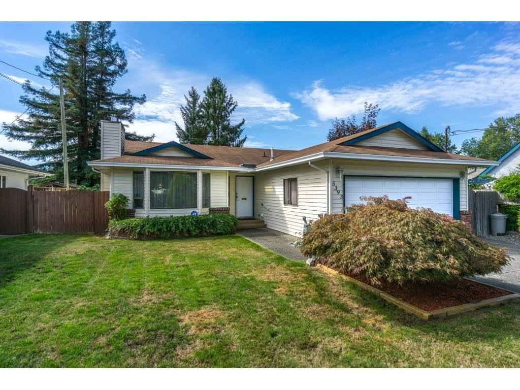 R2107441 - 5393 198 STREET, Langley City, Langley, BC - House/Single Family