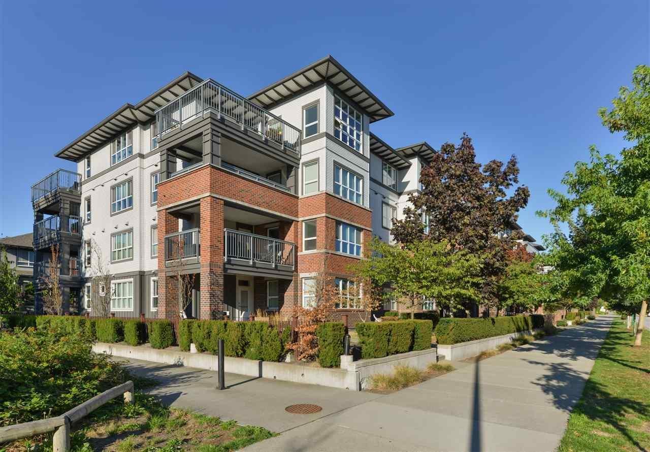 R2107461 - 306 18755 68 AVENUE, Clayton, Surrey, BC - Apartment Unit