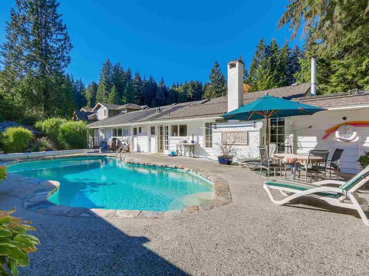R2107608 - 314 MOYNE DRIVE, British Properties, West Vancouver, BC - House/Single Family