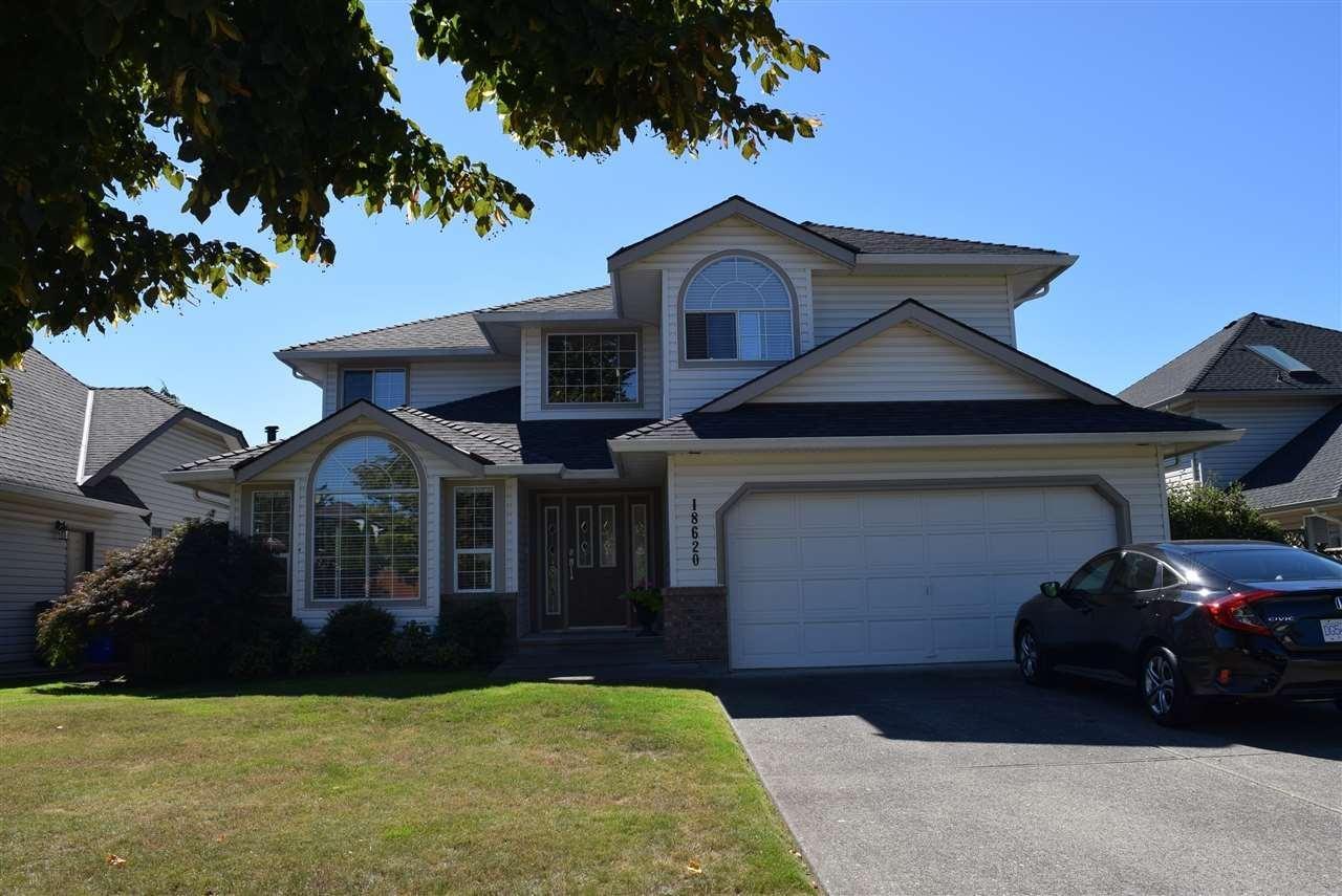 R2107627 - 18620 62A AVENUE, Cloverdale BC, Surrey, BC - House/Single Family