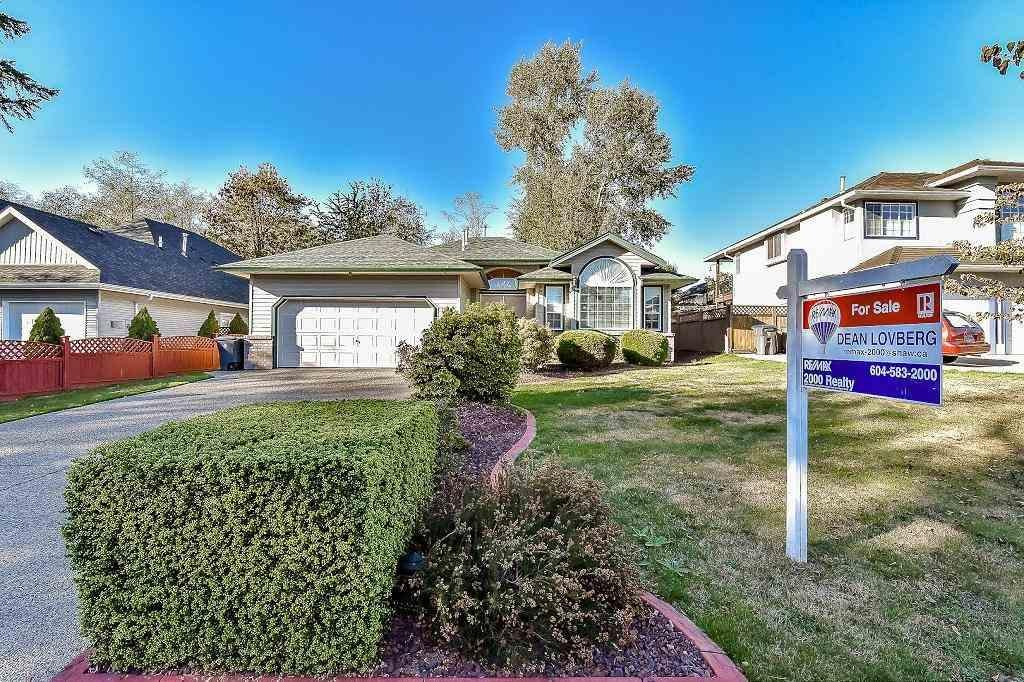 R2107723 - 18635 56B AVENUE, Cloverdale BC, Surrey, BC - House/Single Family