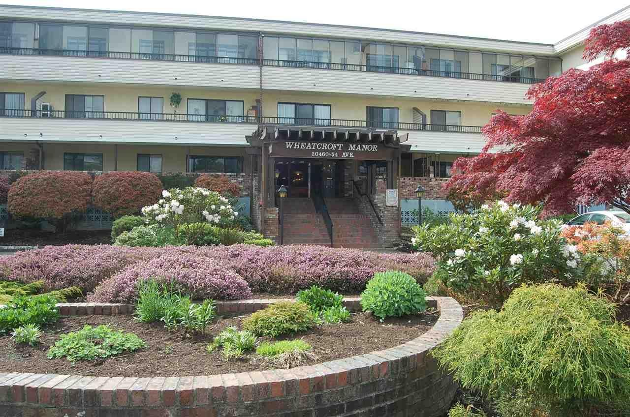R2107736 - 104 20460 54 AVENUE, Langley City, Langley, BC - Apartment Unit