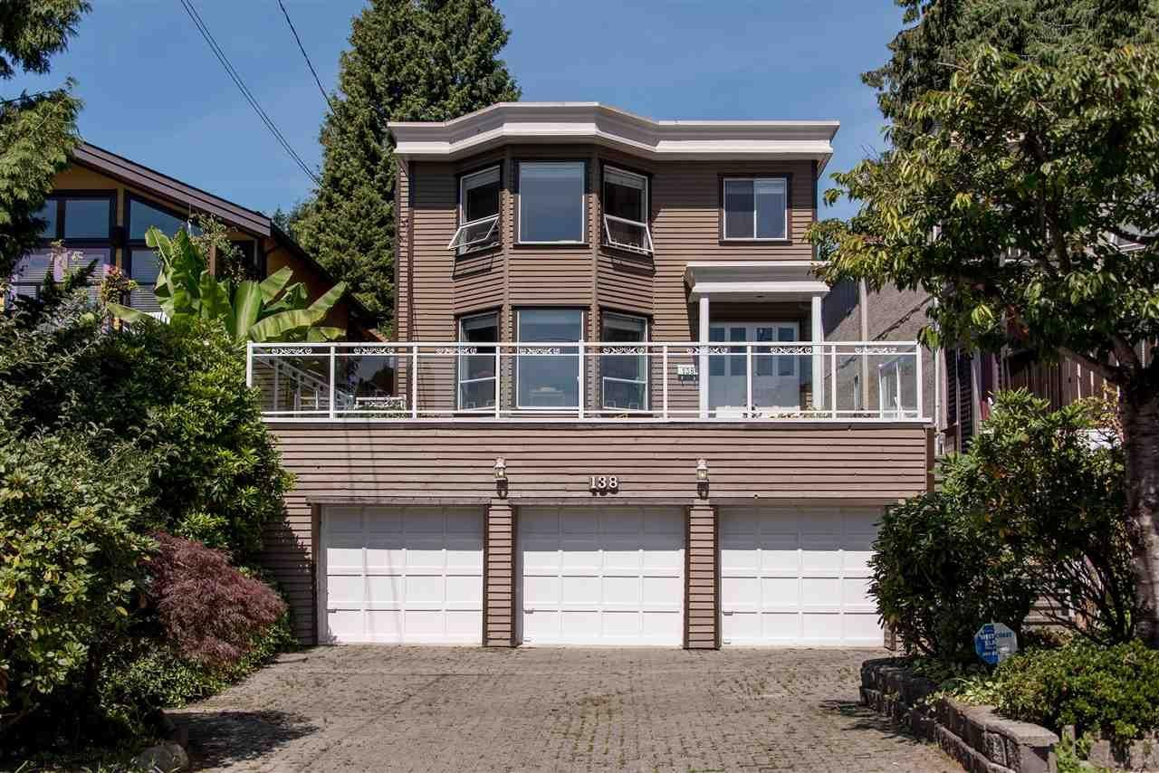 R2107755 - 138 W WINDSOR ROAD, Upper Lonsdale, North Vancouver, BC - House/Single Family