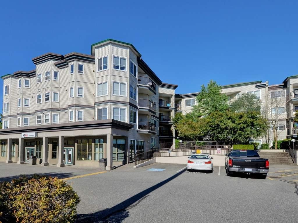 R2108046 - 318 5759 GLOVER ROAD, Langley City, Langley, BC - Apartment Unit