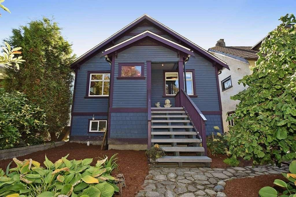 R2108186 - 2734 MCGILL STREET, Hastings East, Vancouver, BC - House/Single Family
