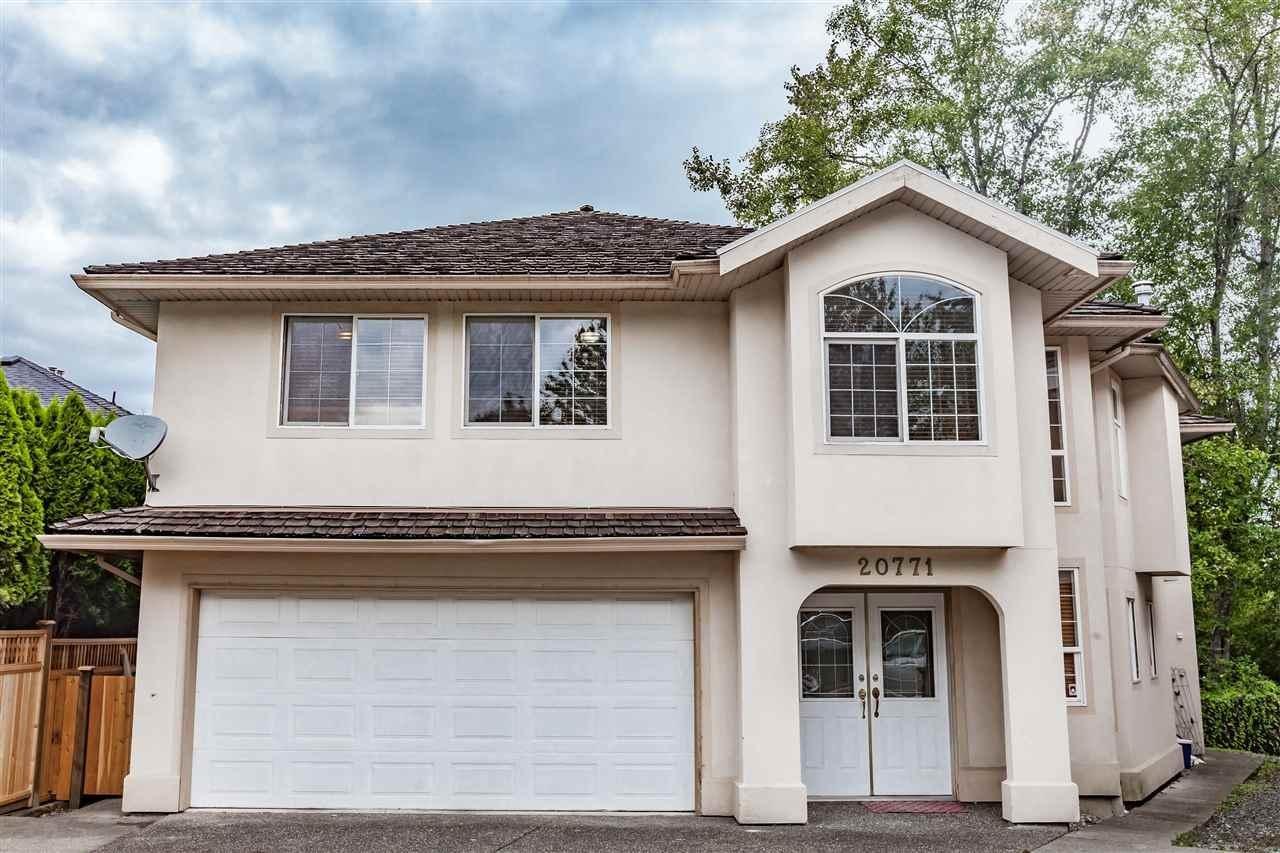 R2108298 - 20771 93 AVENUE, Walnut Grove, Langley, BC - House/Single Family