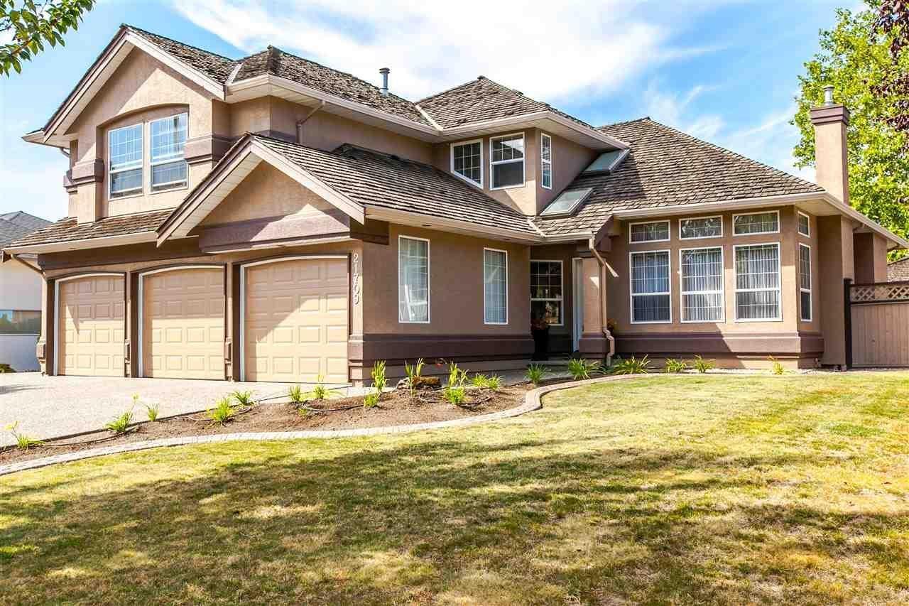 R2108375 - 21709 44 AVENUE, Murrayville, Langley, BC - House/Single Family