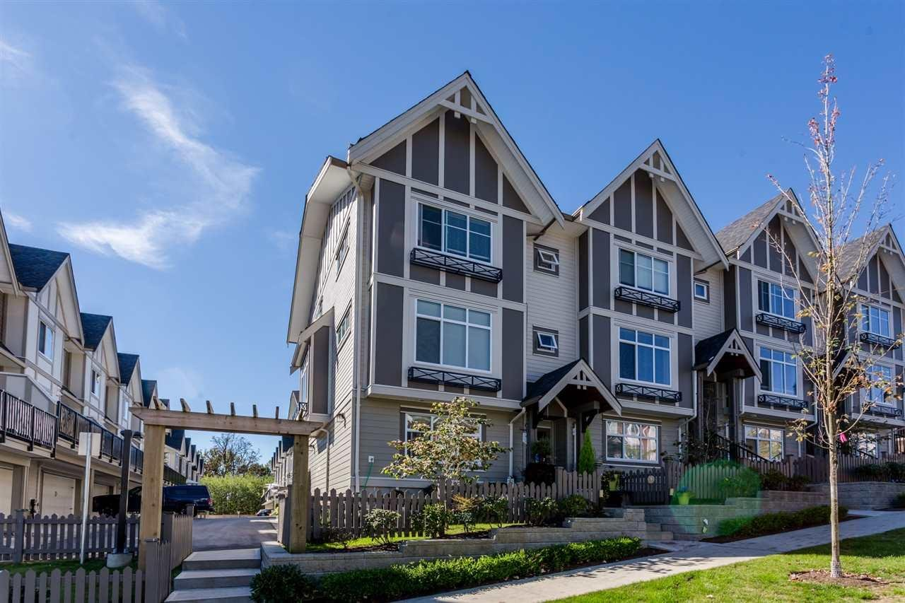 R2108381 - 14 6588 195A STREET, Clayton, Surrey, BC - Townhouse