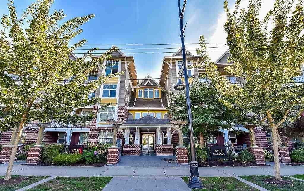 R2108469 - 307 17712 57A AVENUE, Cloverdale BC, Surrey, BC - Apartment Unit