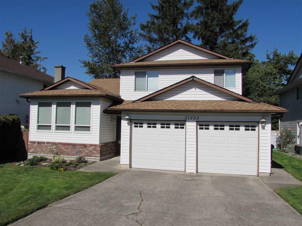 R2108523 - 21253 95A AVENUE, Walnut Grove, Langley, BC - House/Single Family