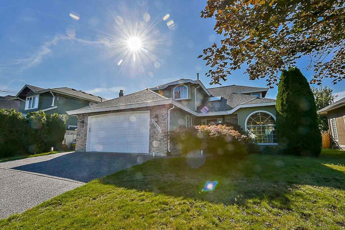 R2108531 - 10647 168 STREET, Fraser Heights, Surrey, BC - House/Single Family