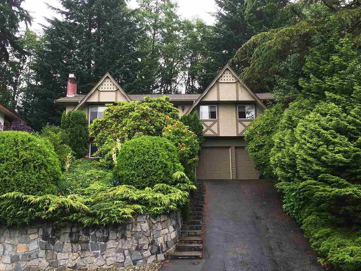 R2108534 - 1748 PIERARD ROAD, Lynn Valley, North Vancouver, BC - House/Single Family