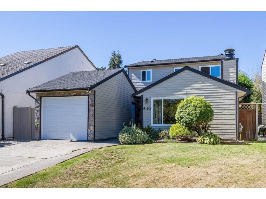 R2108730 - 6193 194 STREET, Cloverdale BC, Surrey, BC - House/Single Family