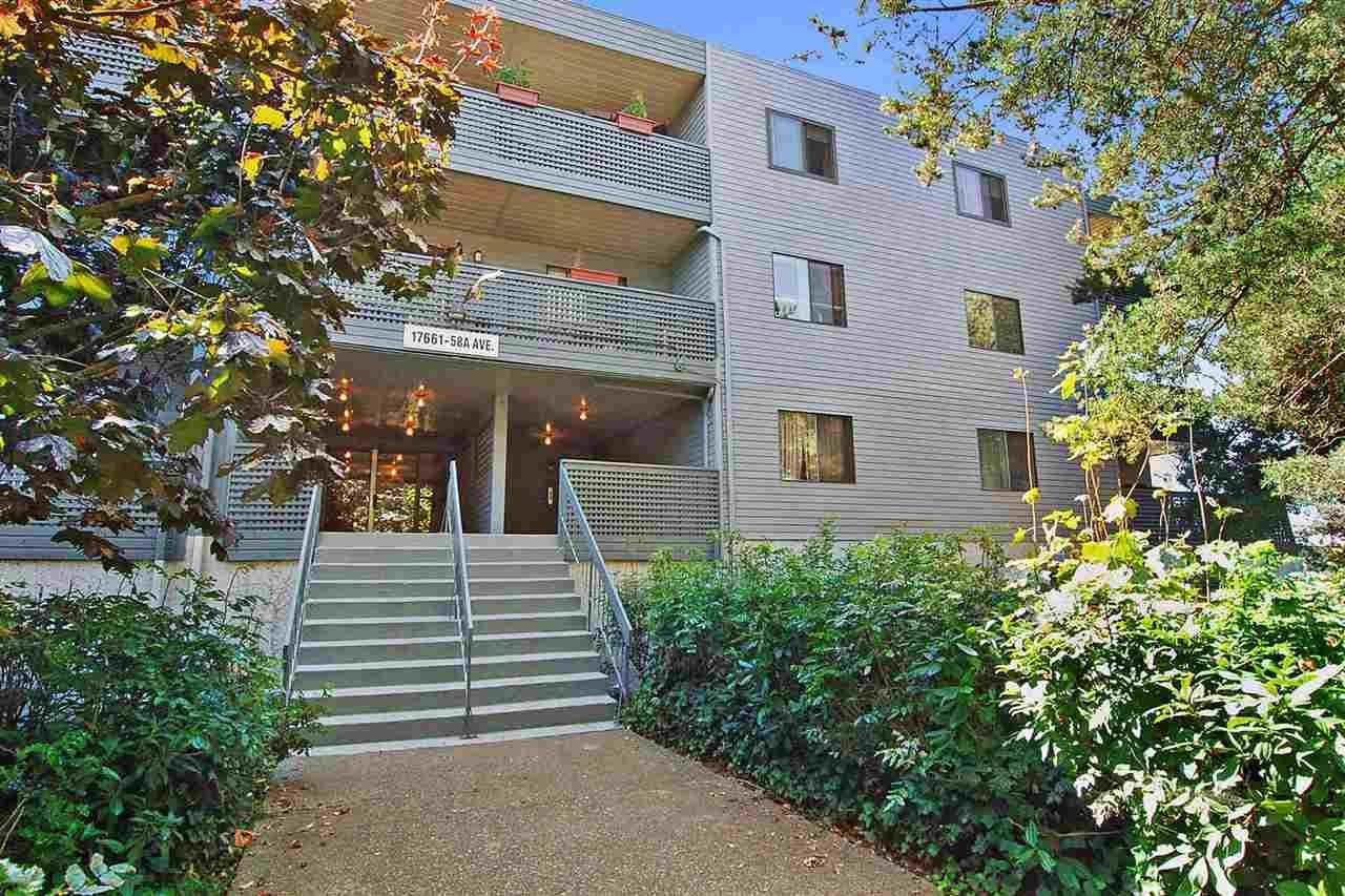 R2108843 - 105 17661 58A AVENUE, Cloverdale BC, Surrey, BC - Apartment Unit