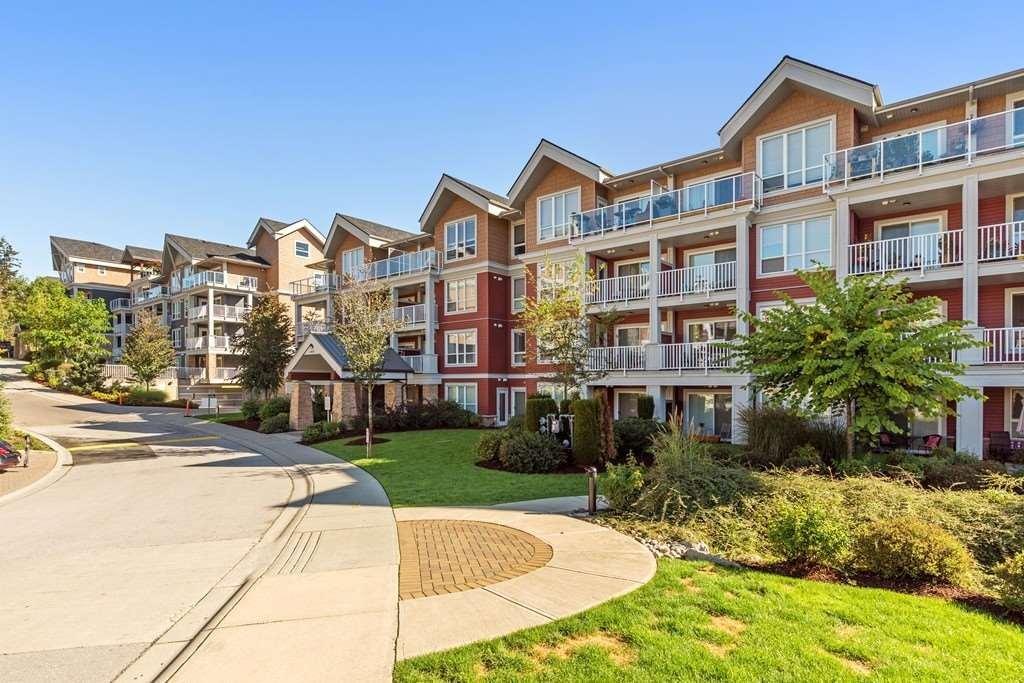 R2108981 - 206 6450 194 STREET, Clayton, Surrey, BC - Apartment Unit