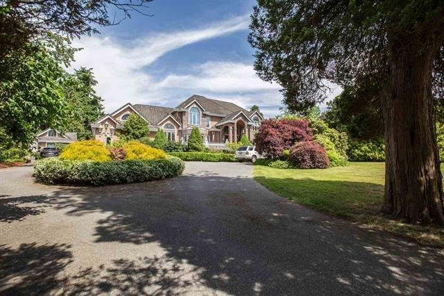 R2109237 - 13315 56 AVENUE, Panorama Ridge, Surrey, BC - House with Acreage