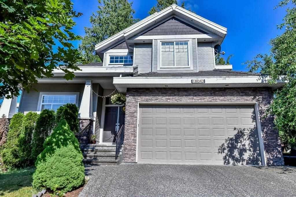 R2109396 - 18043 63B AVENUE, Cloverdale BC, Surrey, BC - House/Single Family