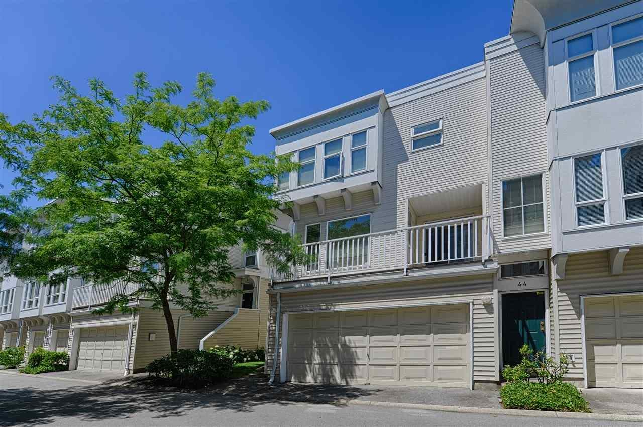 R2109511 - 45 12331 MCNEELY DRIVE, East Cambie, Richmond, BC - Townhouse