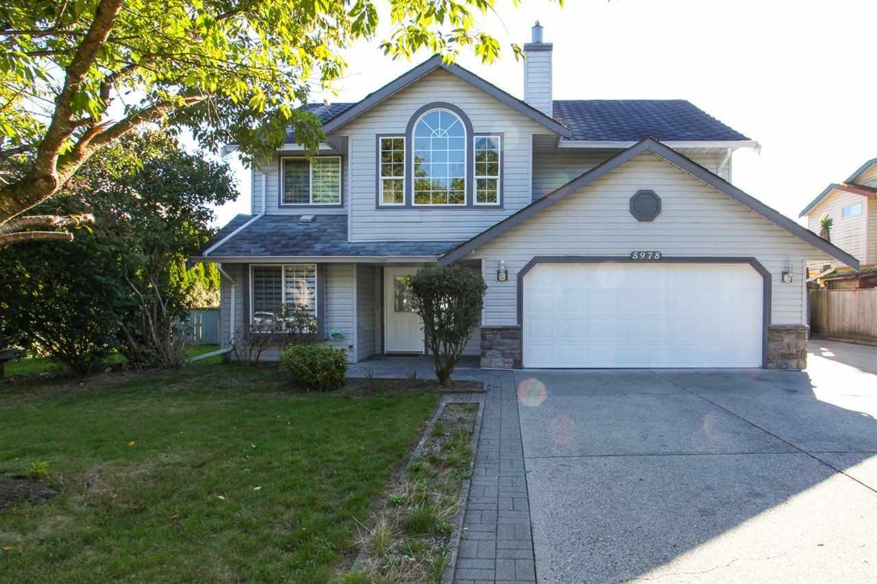 R2109520 - 5978 169 STREET, Cloverdale BC, Surrey, BC - House/Single Family