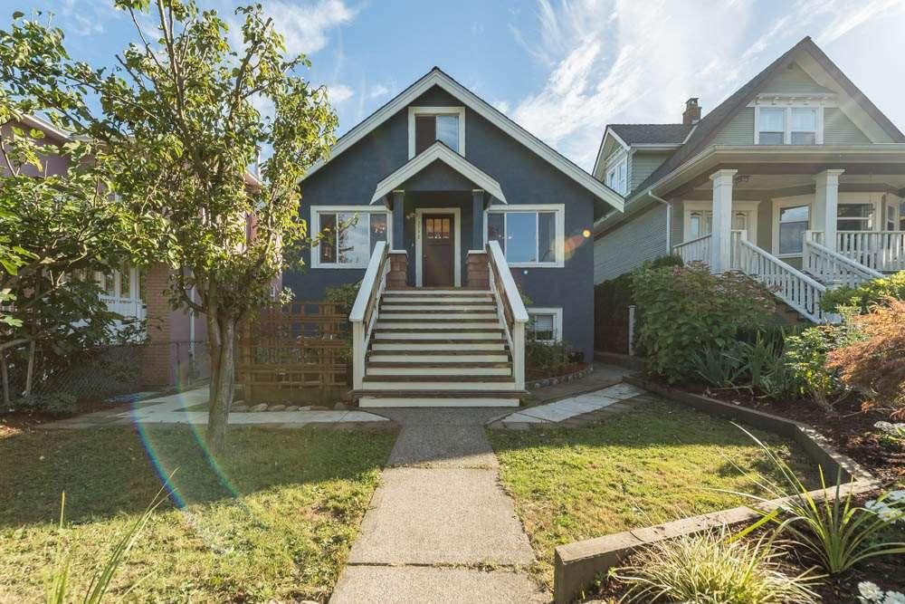 R2109840 - 2748 PANDORA STREET, Hastings East, Vancouver, BC - House/Single Family