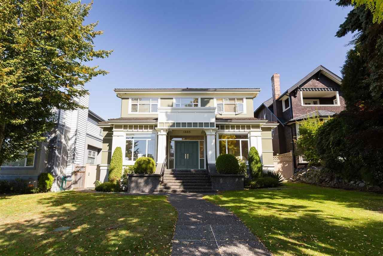 R2109903 - 1885 W 61ST AVENUE, S.W. Marine, Vancouver, BC - House/Single Family