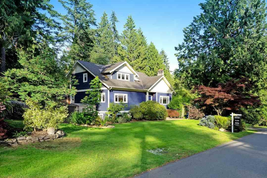 R2110048 - 4616 CHERBOURG DRIVE, Caulfeild, West Vancouver, BC - House/Single Family