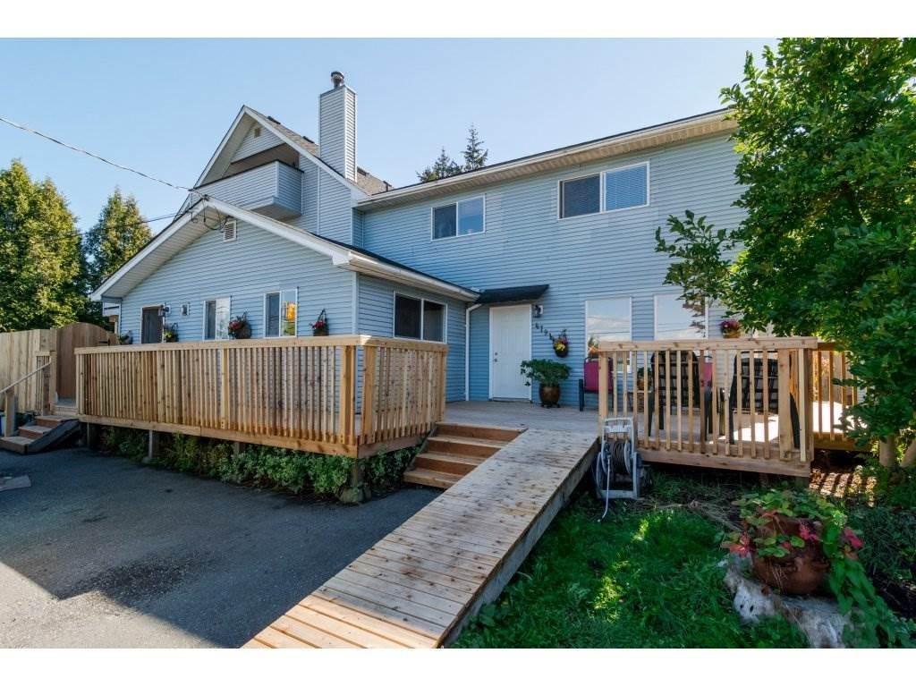 R2110127 - 4791 200 STREET, Langley City, Langley, BC - House/Single Family