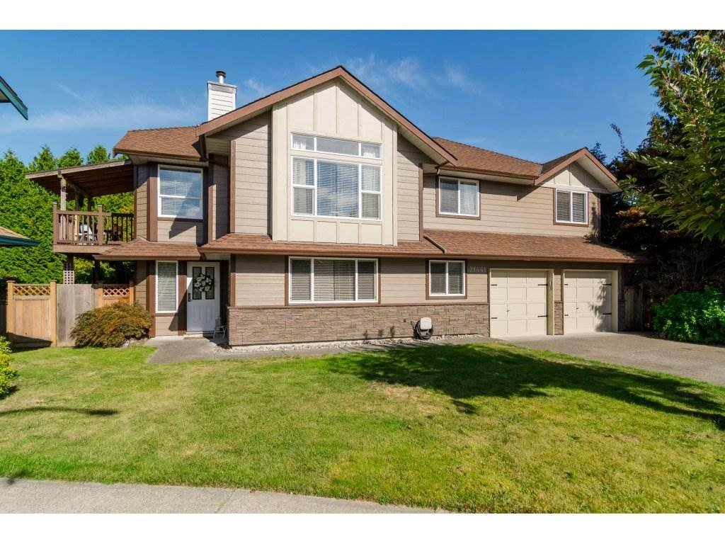 R2110163 - 21441 90 AVENUE, Walnut Grove, Langley, BC - House/Single Family