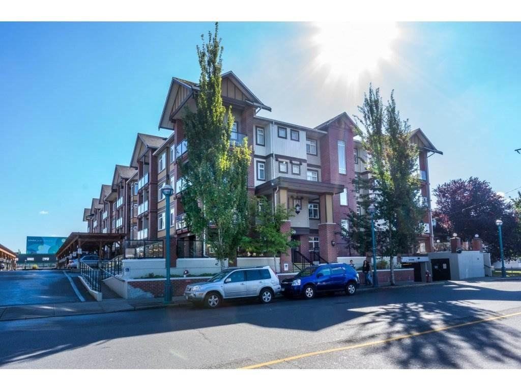 R2110300 - 319 5650 201A STREET, Langley City, Langley, BC - Apartment Unit