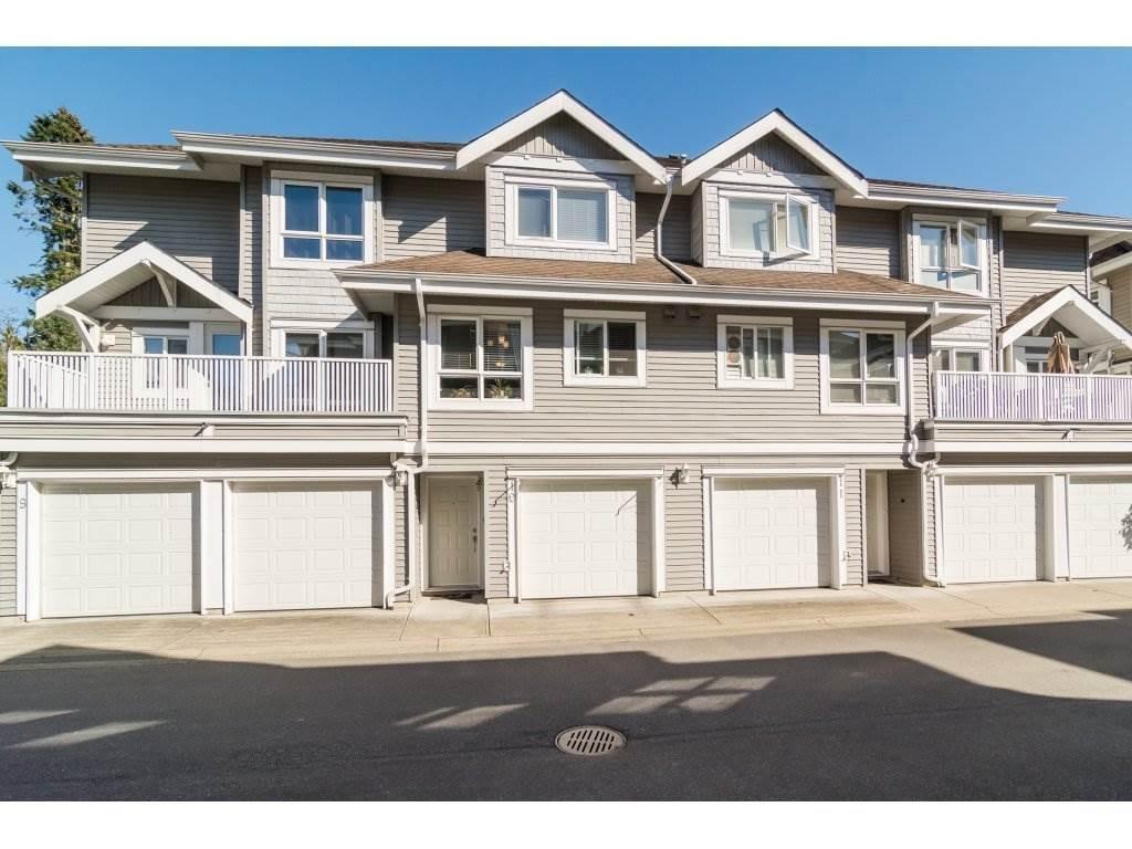 R2110437 - 10 8968 208 STREET, Walnut Grove, Langley, BC - Townhouse