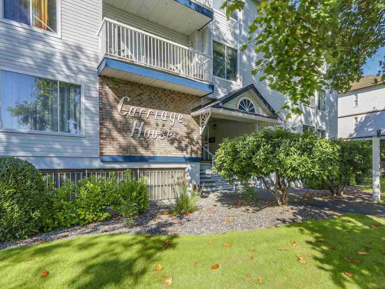 R2110611 - 205 17695 58 AVENUE, Cloverdale BC, Surrey, BC - Apartment Unit