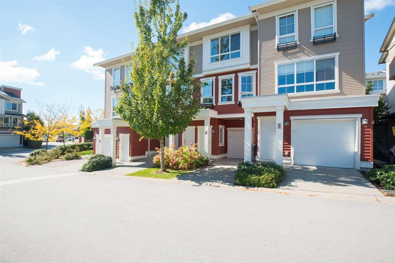 R2110612 - 10 19505 68A AVENUE, Clayton, Surrey, BC - Townhouse