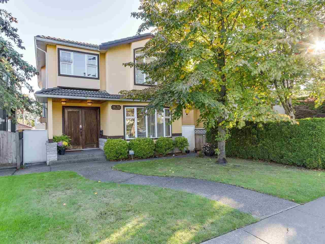 R2110705 - 1678 W 64TH AVENUE, S.W. Marine, Vancouver, BC - House/Single Family
