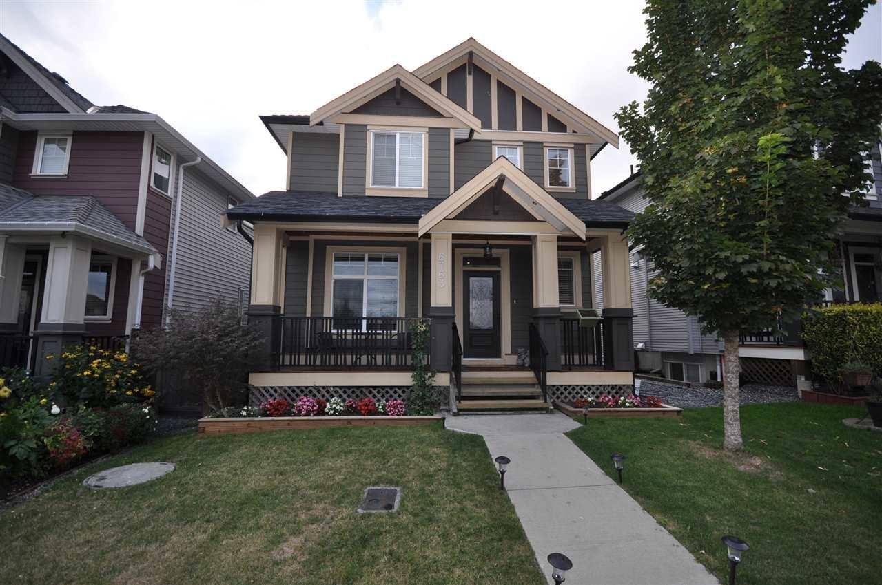 R2110723 - 6763 192 STREET, Clayton, Surrey, BC - House/Single Family