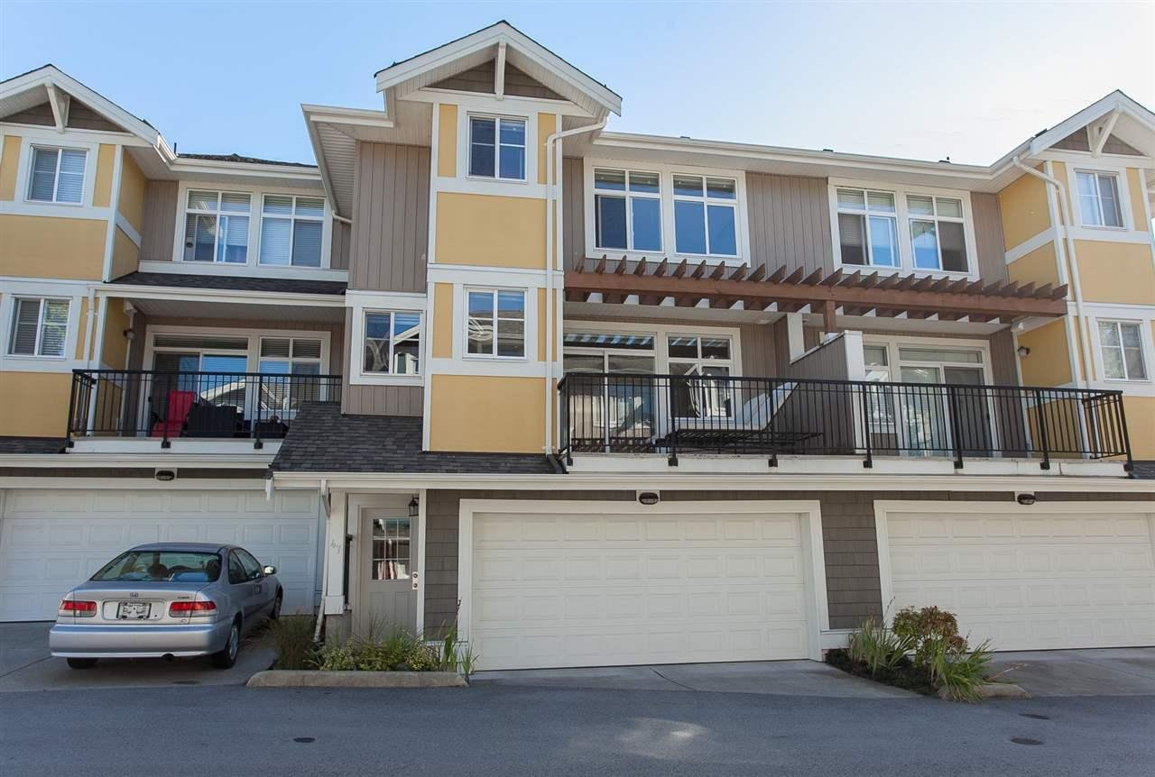 R2110732 - 47 6036 164TH STREET, Cloverdale BC, Surrey, BC - Townhouse