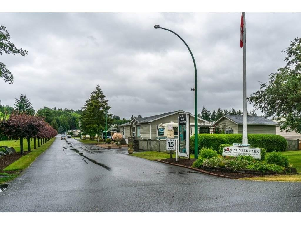 R2110758 - 164 27111 0 AVENUE, Otter District, Langley, BC - Manufactured