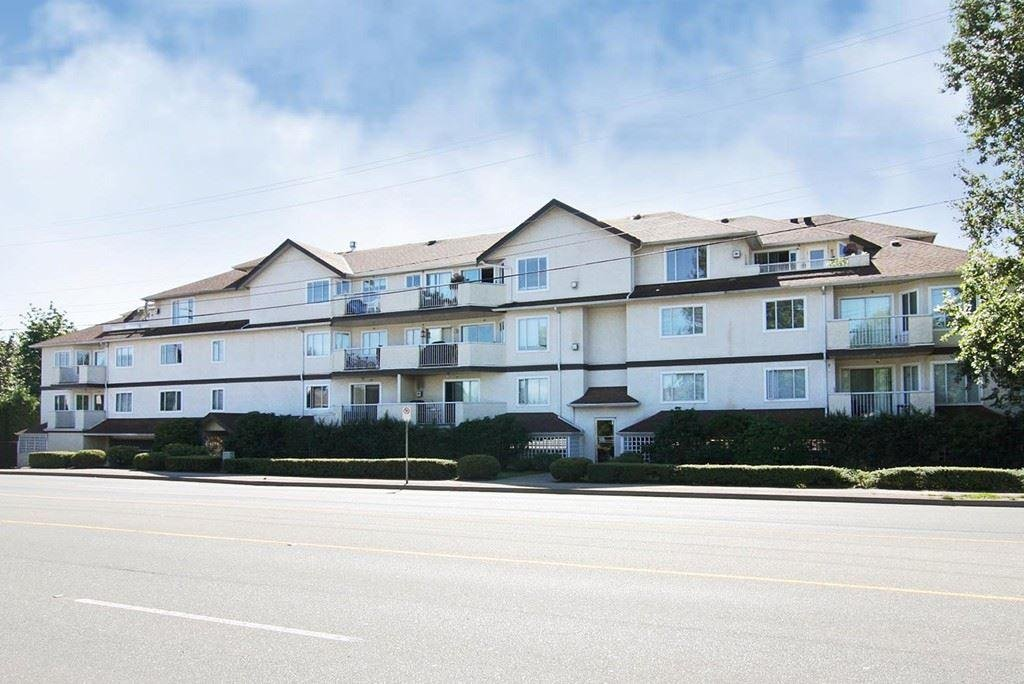 R2110908 - 203 20064 56 AVENUE, Langley City, Langley, BC - Apartment Unit
