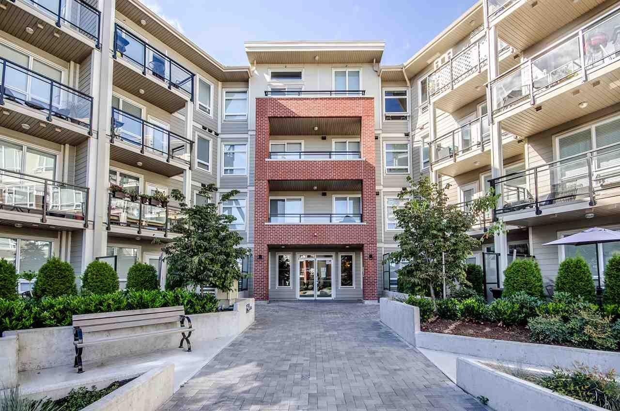 R2111015 - C211 20211 66 AVENUE, Willoughby Heights, Langley, BC - Apartment Unit