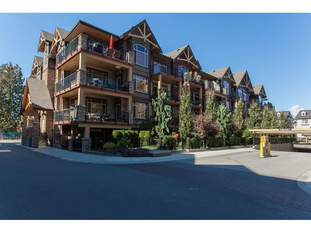 R2111115 - 304 8328 207A STREET, Willoughby Heights, Langley, BC - Apartment Unit