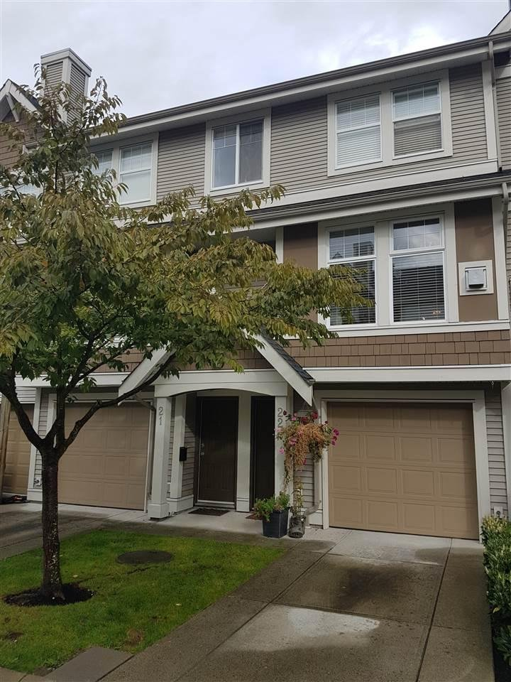 R2111132 - 22 6588 188 STREET, Cloverdale BC, Surrey, BC - Townhouse