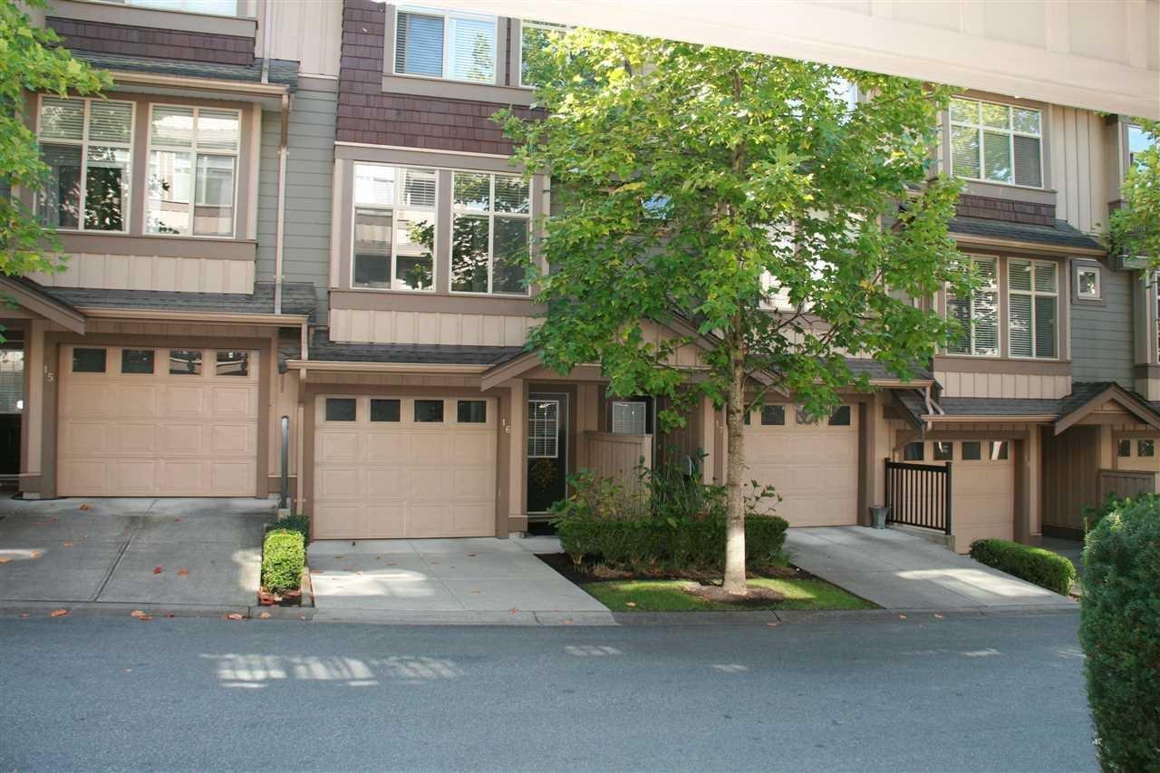 R2111230 - 16 21661 88 AVENUE, Walnut Grove, Langley, BC - Townhouse