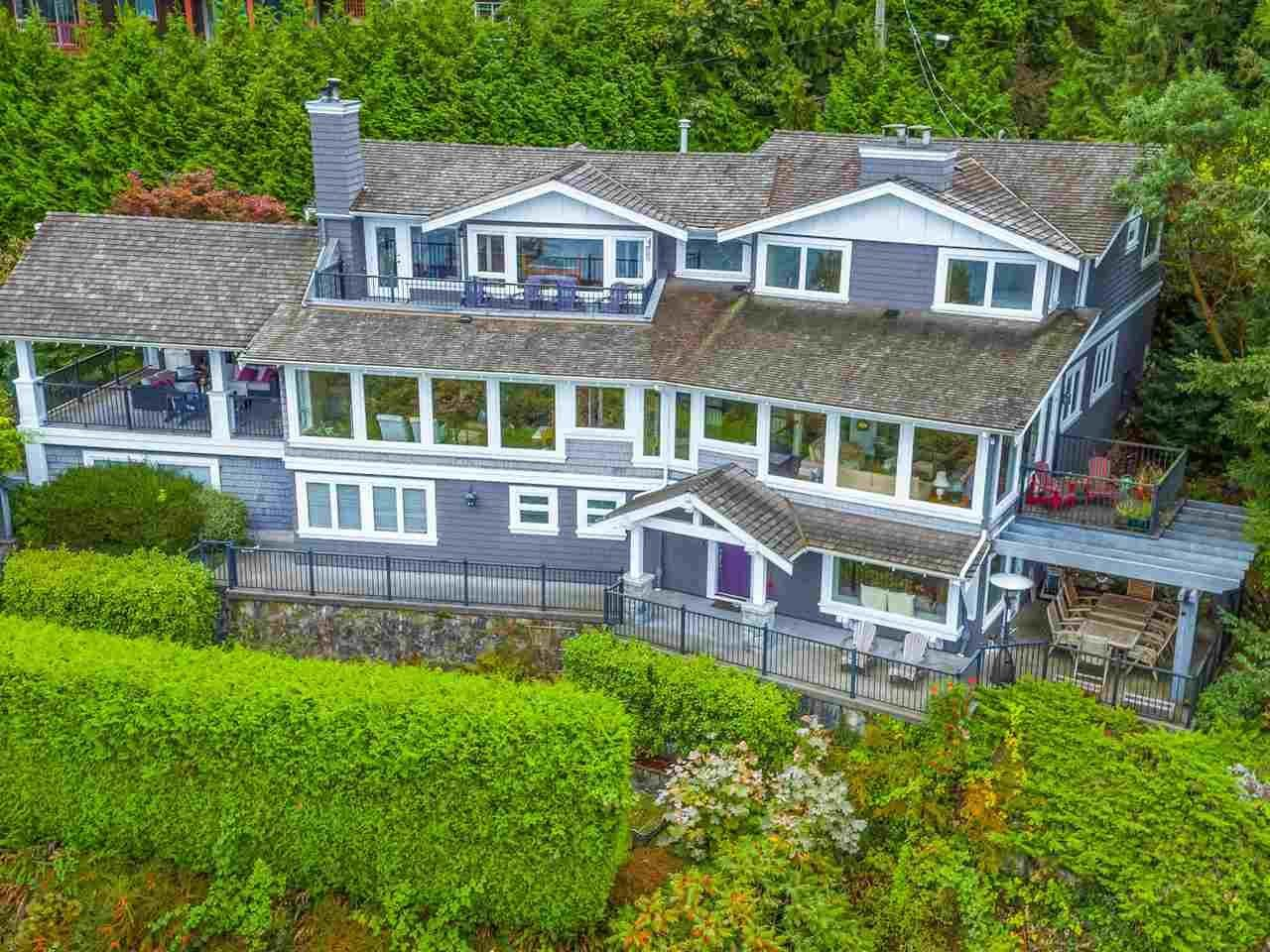 R2111256 - 6252 ST. GEORGES CRESCENT, Gleneagles, West Vancouver, BC - House/Single Family