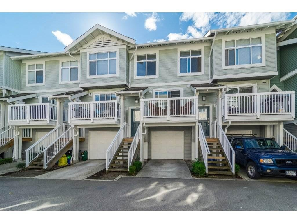 R2111348 - 164 20033 70TH AVENUE, Willoughby Heights, Langley, BC - Townhouse