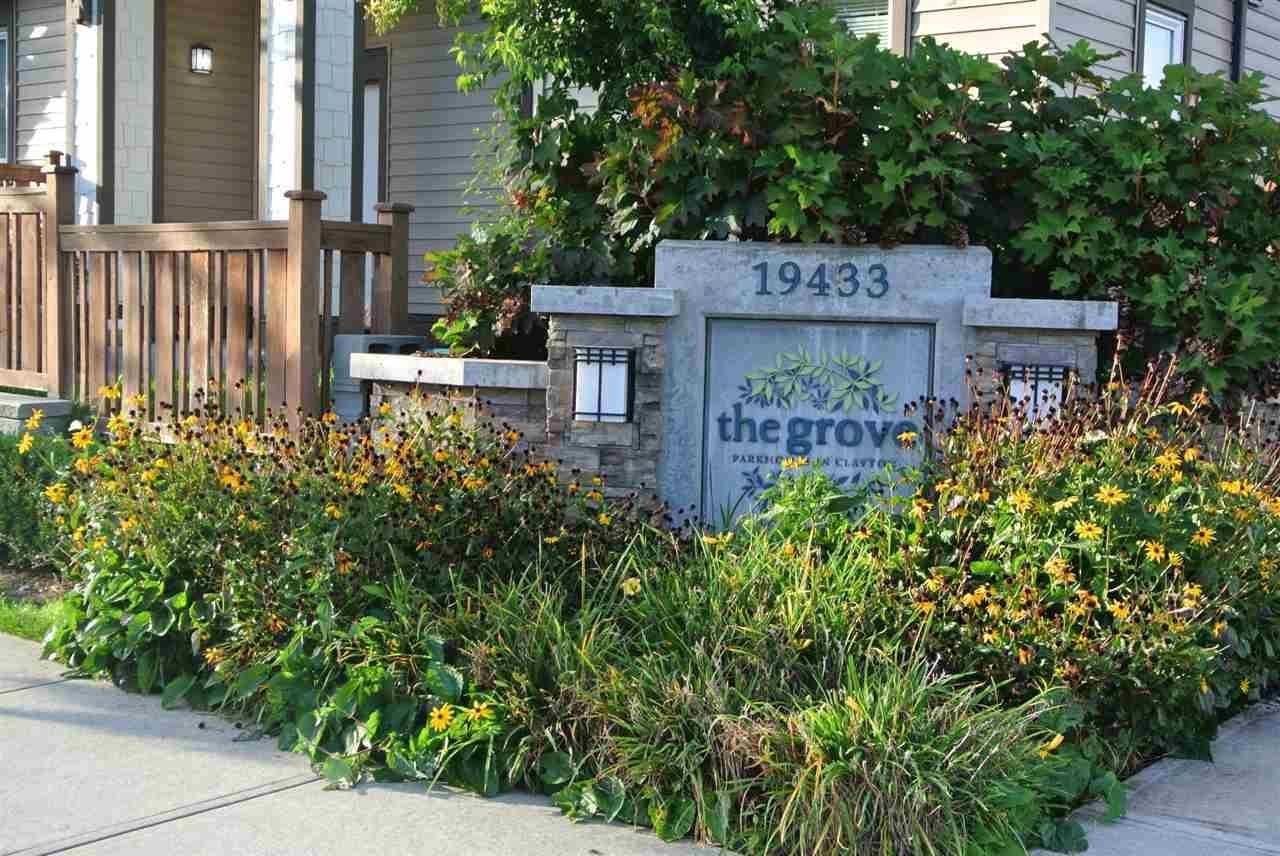 R2111371 - 82 19433 68 AVENUE, Clayton, Surrey, BC - Townhouse