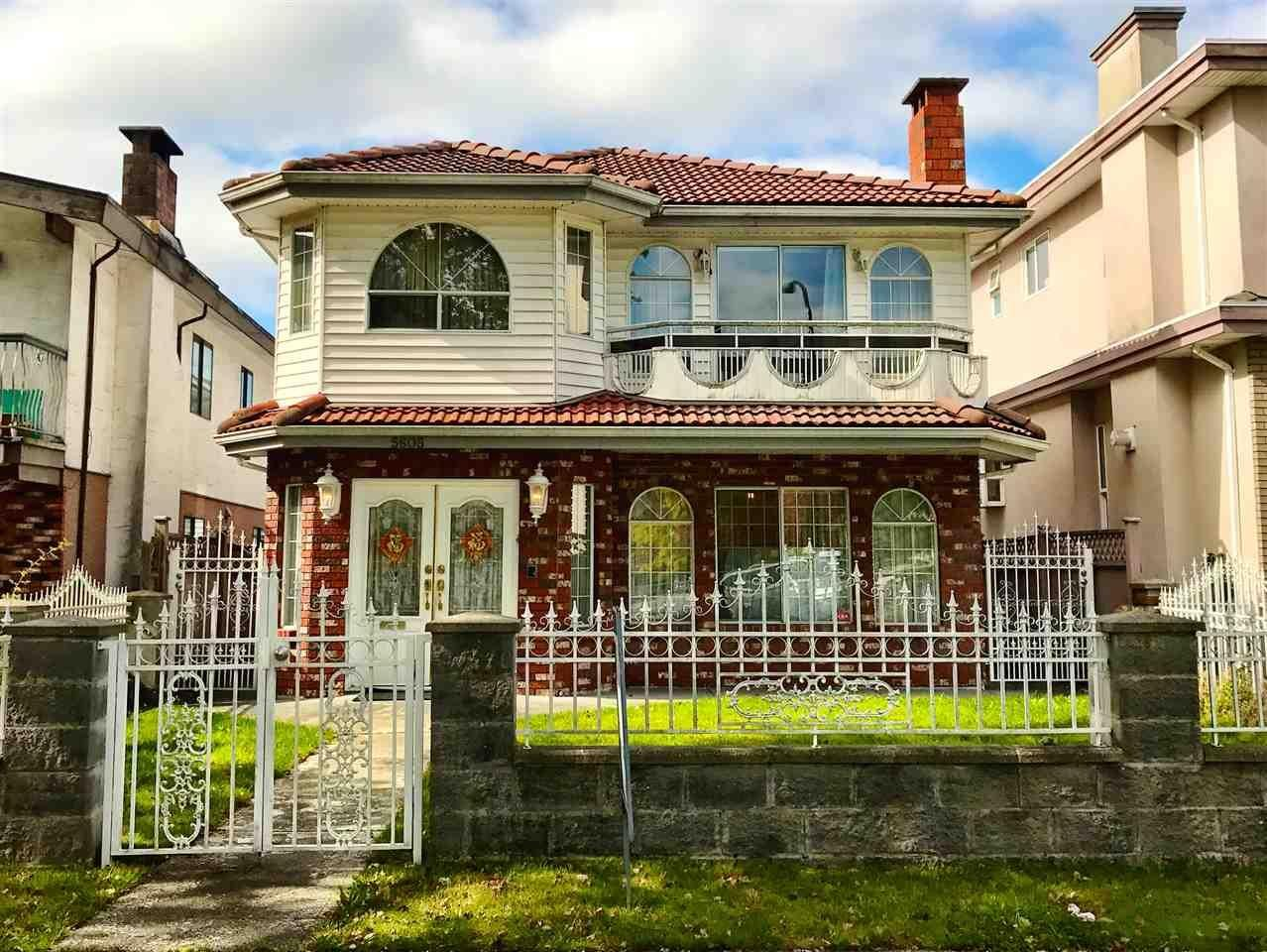 R2111422 - 5605 COMMERCIAL STREET, Victoria VE, Vancouver, BC - House/Single Family