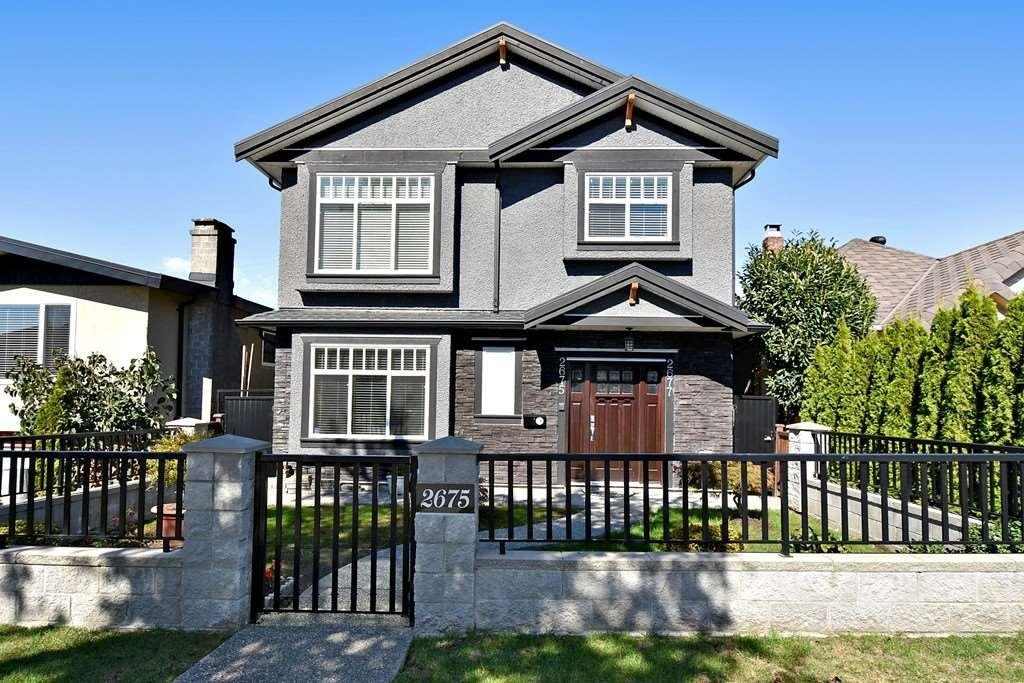 R2111463 - 2675 E 21ST AVENUE, Renfrew Heights, Vancouver, BC - House/Single Family