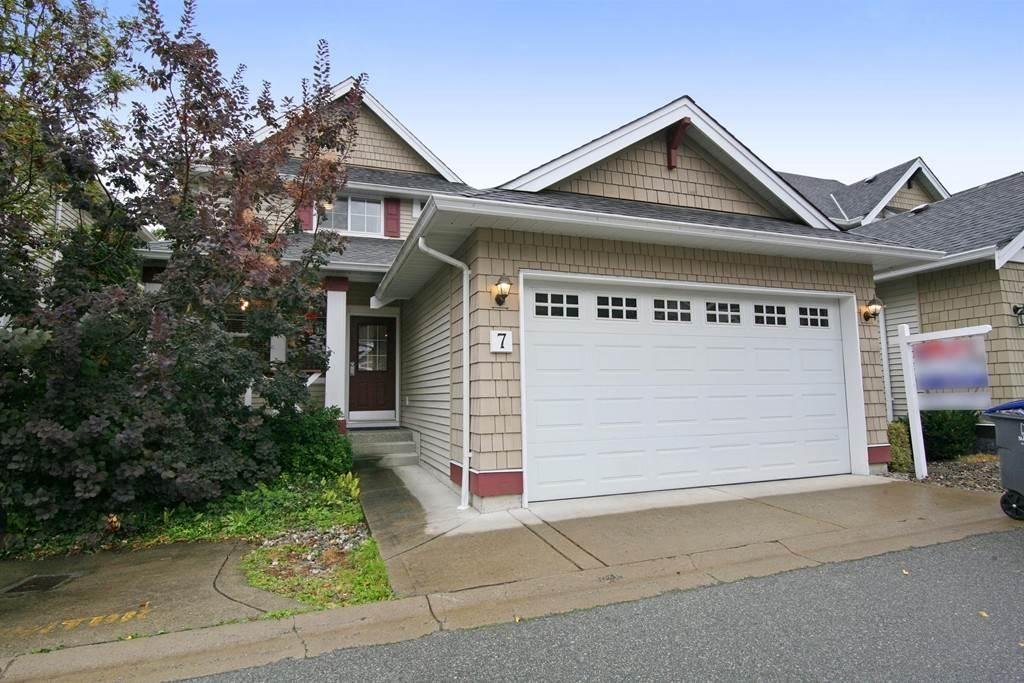 R2111511 - 7 7067 189 STREET, Clayton, Surrey, BC - House/Single Family