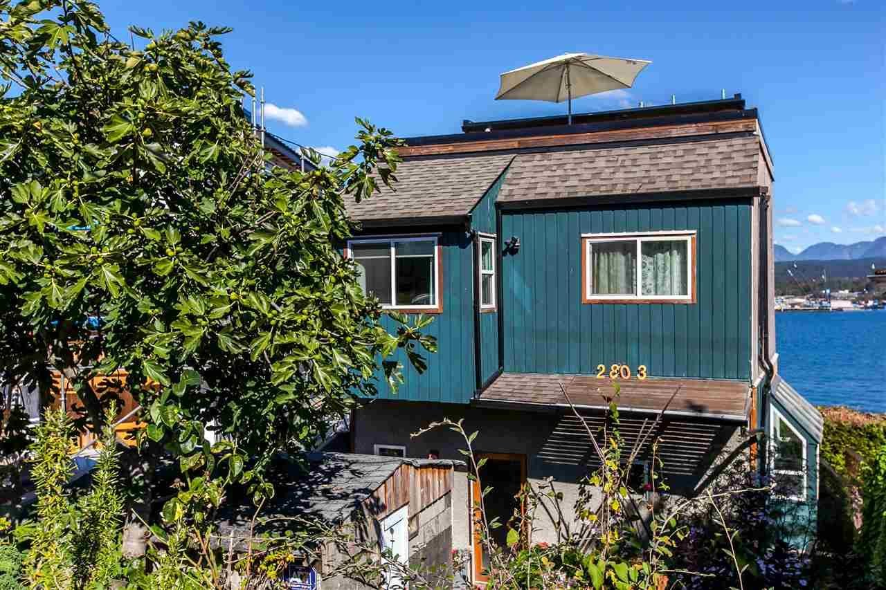 R2111739 - 2803 WALL STREET, Hastings East, Vancouver, BC - House/Single Family