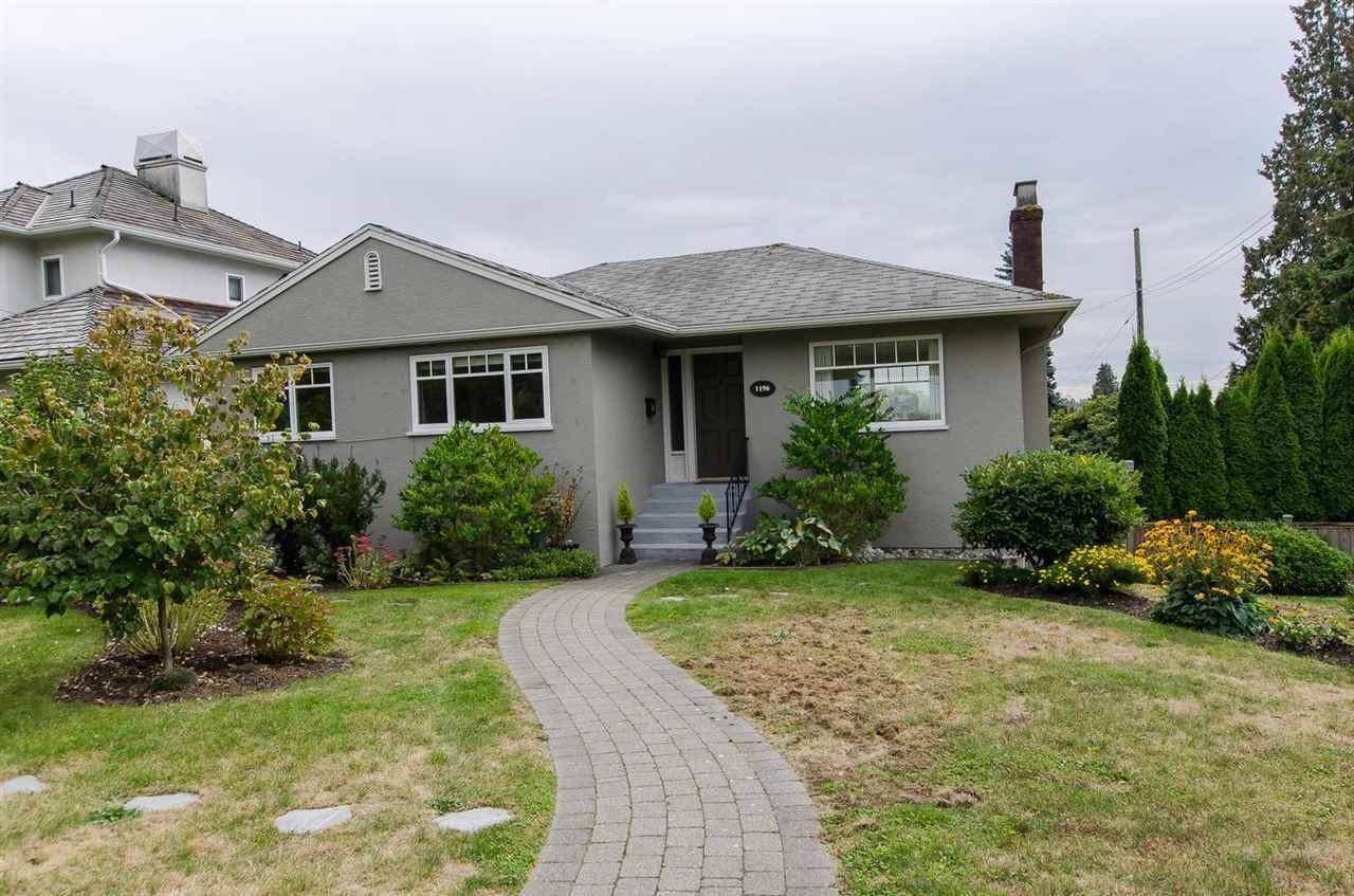 R2111763 - 1196 JEFFERSON AVENUE, Ambleside, West Vancouver, BC - House/Single Family